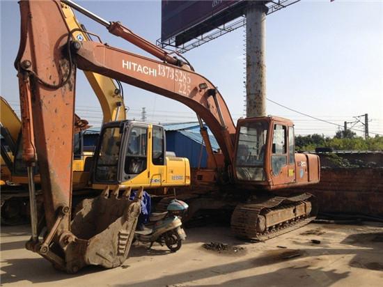 Used Hitachi Excavator Ex200 3