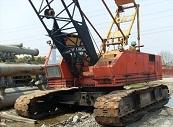 Used Hitachi Kh180 3 50tons Crawler Crane