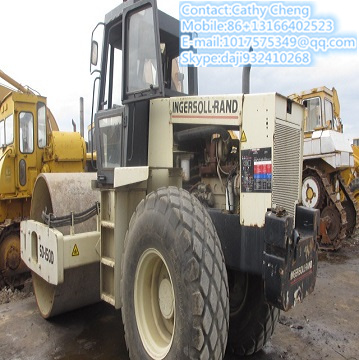 Used Ingersoll Rand Sd175d Roller