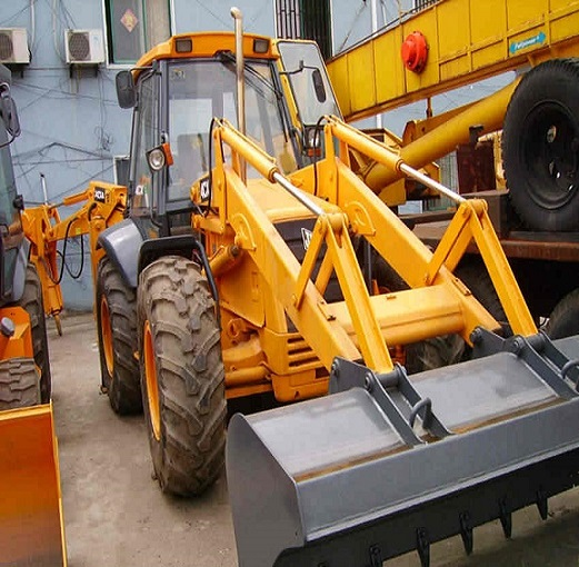 Used Jcb 4cx 1 Backhoe Loader