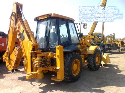 Used Jcb 4cx 2 Backhoe Loader
