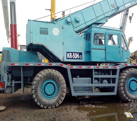Used Kato 500h Crane