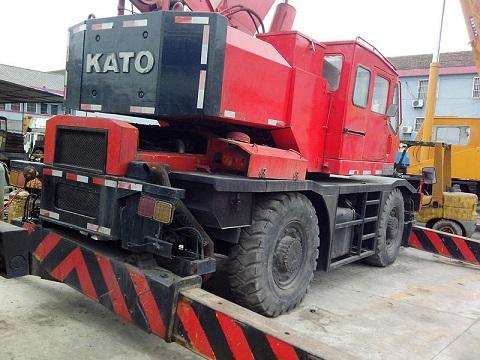 Used Kato Kr250 Crane