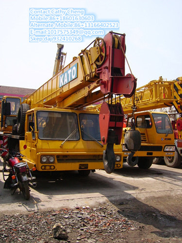 Used Katonk400e V Crane