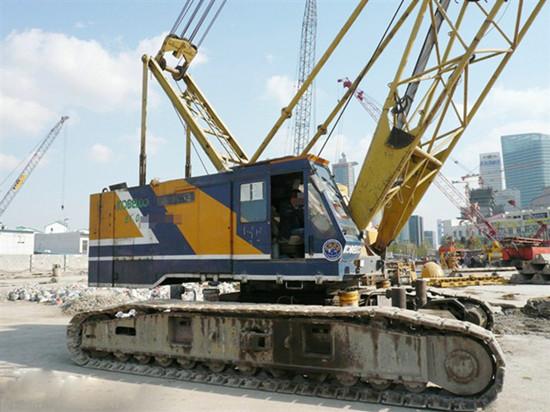 Used Kobelco 100 Ton Crawler Crane