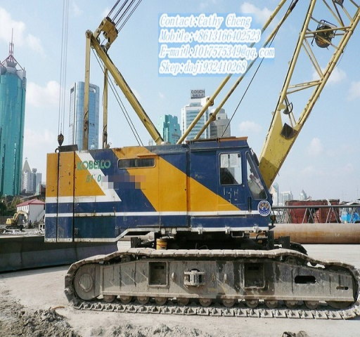 Used Kobelco 5100 Crane