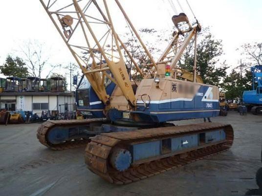 Used Kobelco 7045 Crawler Crane 45ton