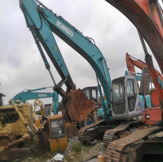 Used Kobelco Sk230 Excavator