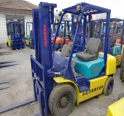 Used Komastu Fd30 Forklift