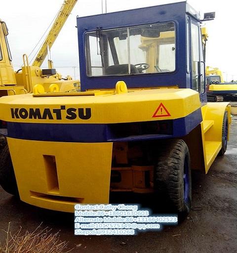 Used Komastu Fd50 Forklift