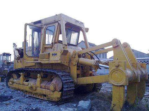 Used Komatsu D155a Bulldozer
