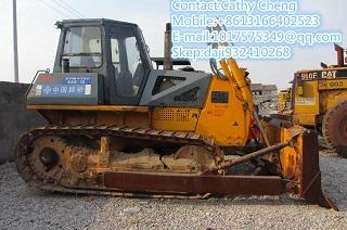 Used Komatsu D65e Bulldozer