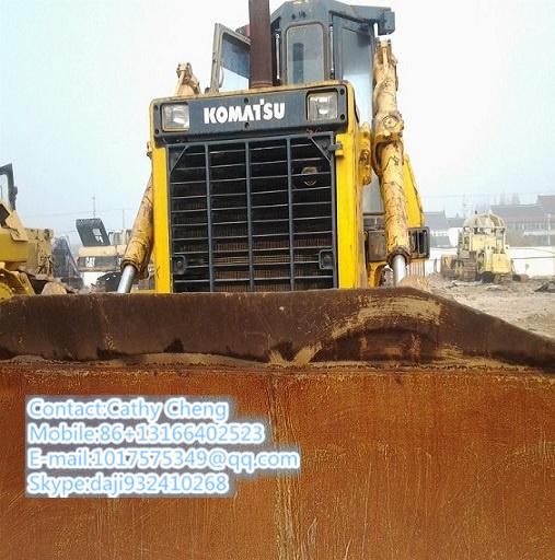 Used Komatsu D85a 3 Bulldozer