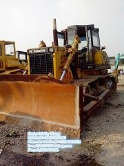 Used Komatsu D85ad85a Bulldozer