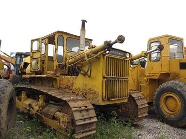 Used Komatsu D85e Bulldozer