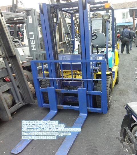 Used Komatsu Fd20c Forklift