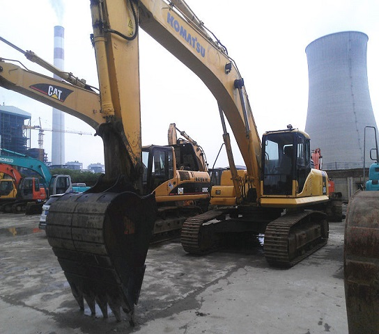 Used Komatsu Pc360 Excavator