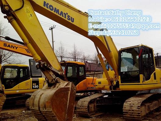 Used Komatsu Pc90 Excavator