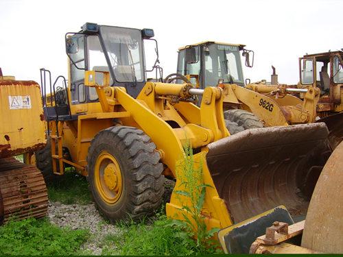 Used Komatsu Wa350 Excavator