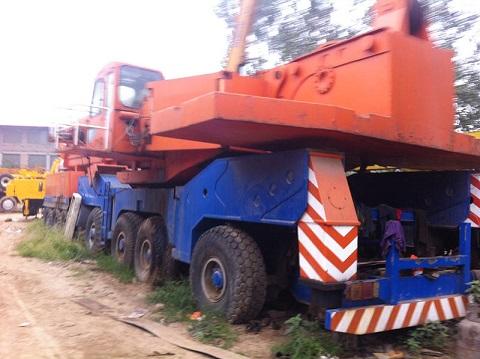 Used Liebherr Ltm 1450n Crane
