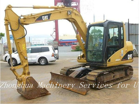 Used Mini Caterpillar 307c Excavator