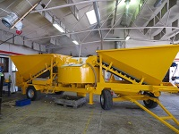 Used Mobile Concrete Plant M 2200