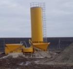 Used Mobile Concrete Plant Sumab M 2200