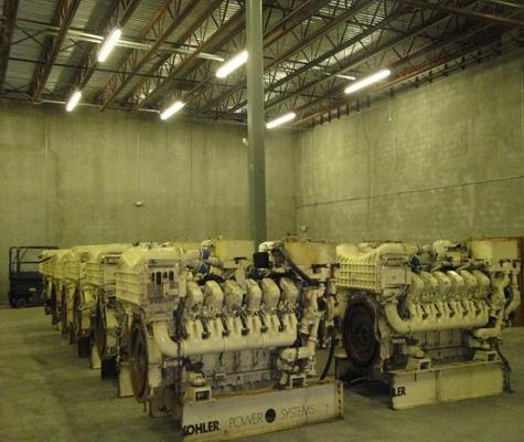 Used Mtu 12v4000 Engines