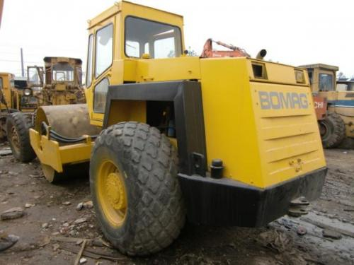 Used Road Roller Bw213d
