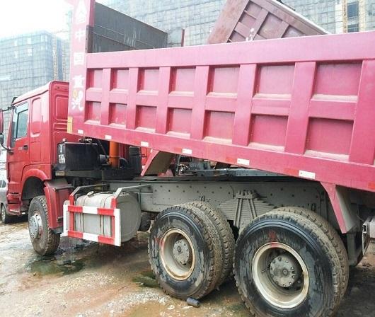 Used Sino Hoho Dump Truck