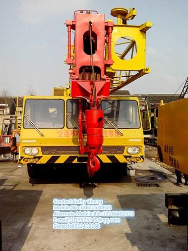 Used Tadano Ar1000m 2 Crane