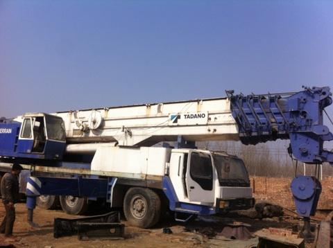 Used Tadano Ar2000m Crane