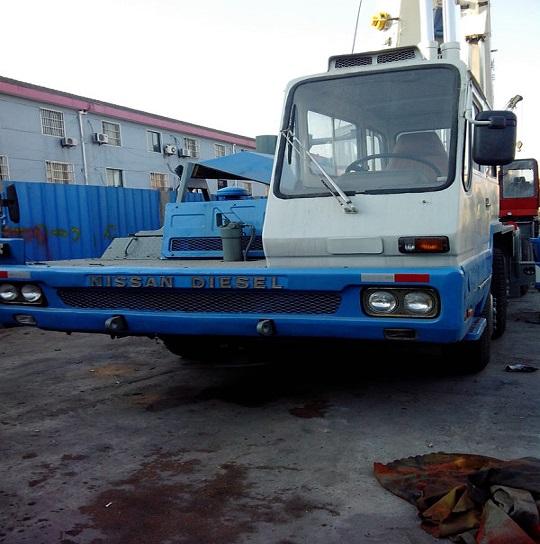 Used Tadano Gt500 2 Crane