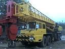 Used Tadano Truck Crane 120t