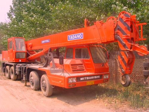 Used Tadano Truck Crane Tl 300e 35ton