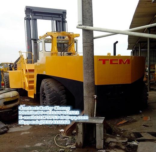 Used Tcm Fd450 Forklift