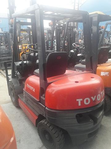 Used Toyota 6f Excavator