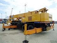 Used Truck Crane Kato 55t