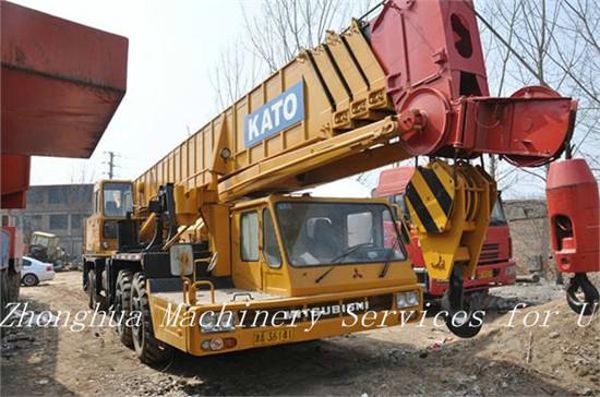 Used Truck Kato Crane Nk250e Nk400e Nk800e Nk1200e