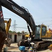 Used Volvo Ec360blc Hydraulic Excavator