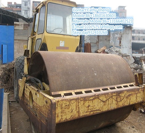 Used Xcmg Ca25 Roller