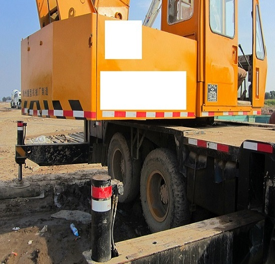 Used Xcmg Qy20 Crane