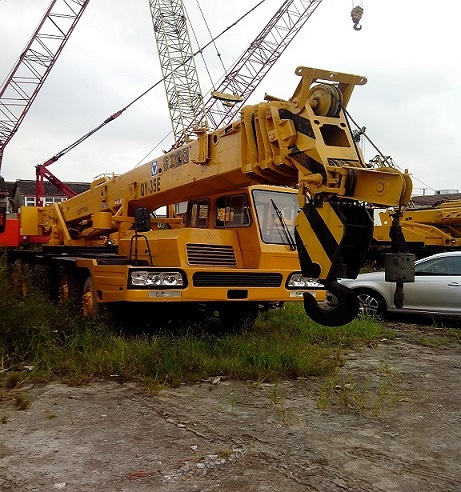 Used Xcmg Qy35e Crane
