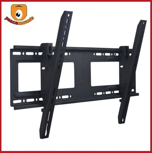 Ut63 For 37 63 Tv Adjustable Black Wall Mounts Tilt Wholesale
