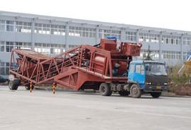 Utm 75 Mobile Concrete Mixing Plant