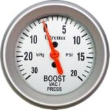 Utrema Auto Mechanical Turbo Boost Vacuum Gauge 52mm