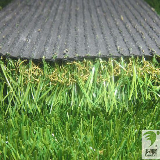 Uv Resistant Decorative Artificial Grass For Gardens Synthetic Turf Lawn Fake
