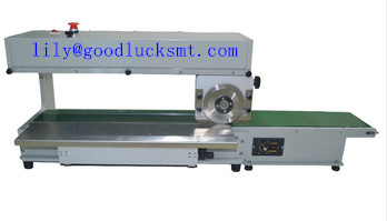 V Cut Pcb Separator With Conveyor Table In Surface Mount Technology