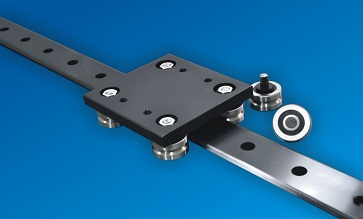 V Profile Roller Linear Guides
