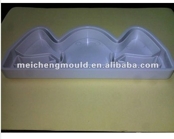 Vacuum Forming Tray Plastic Mould Blister Cosmetic Package Folding Manufacturer Low Cost